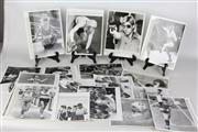 Sale 8486 - Lot 24 - Australian Judo competitor Stewart Brain, Glen Townsend Water polo, and other photographs
