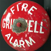 Sale 8607 - Lot 1056 - Vintage Fire Alarm Bell
