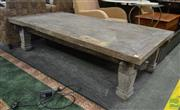 Sale 8499 - Lot 1365 - Large Chinese Coffee table