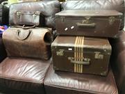Sale 8809 - Lot 1078 - Collection of Vintage Cases