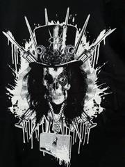 Sale 8960M - Lot 17 - Collection of Heavy Metal T-Shirts Including Alice Cooper, Aerosmith, 28 Days Later and Beasts of Bourbon (6)