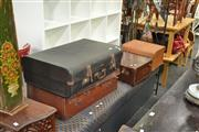 Sale 8013 - Lot 1279 - Collection of Suitcases
