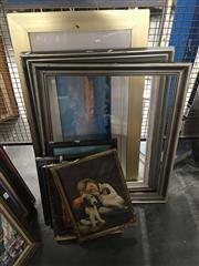 Sale 8707 - Lot 2084 - Collection of Artworks & 2 Frames