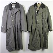 Sale 8952 - Lot 71 - Collection Of East German Military Long Coats (5)