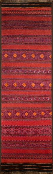 Sale 8323C - Lot 56 - Persian Kilim 260cm x 80cm RRP $600