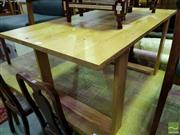 Sale 8545 - Lot 1034 - Timber Coffee Table