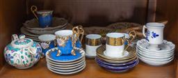 Sale 9140H - Lot 42 - A collection of sundry ceramics.