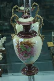 Sale 7876 - Lot 21 - English Mantle Vase