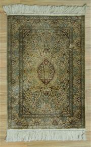 Sale 8601C - Lot 43 - Oriental Full Silk 100x64