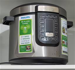 Sale 9239H - Lot 90 - A Phillips All in One cooker.