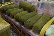 Sale 8532 - Lot 1128 - Collection of Bolster Cushions