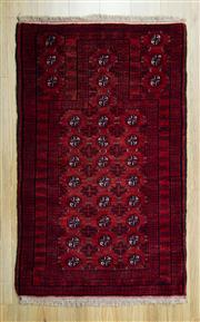 Sale 8601C - Lot 44 - Persian Prayer rug 148x85