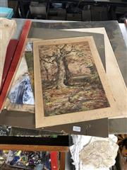 Sale 8797 - Lot 2133 - Collection of Watercolours Various Artists & Sizes