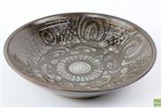 Sale 8585 - Lot 1089 - Contemporary Ceramic Bowl - Makers Mark to Base