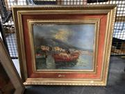 Sale 8803 - Lot 2080 - Signed Oil Painting