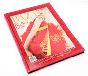 Sale 9029F - Lot 70 - HARPERS BAZAAR THE BIG RED BOOK; 2006, limited edition, large hardcover, 41.5cm x 30cm.