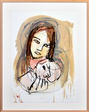 Sale 8415 - Lot 508 - Carlos Barrios (1966 - ) - Mothers Song, 2009 76 x 56cm