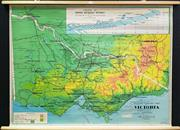 Sale 8566 - Lot 1087 - Chas. H. Scally Educational Map of Victoria
