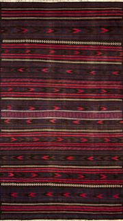 Sale 8323C - Lot 59 - Well Aged Turkish Kilim 360cm x 200cm RRP $1600