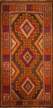 Sale 8323C - Lot 60 - Persian Kilim 344cm x 170cm RRP $1200