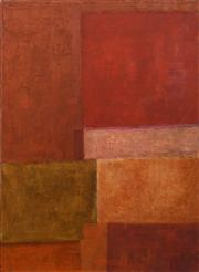 Sale 8732A - Lot 5032 - Gail English (1939 - ) - Red Desert, 2003 167 x 122cm