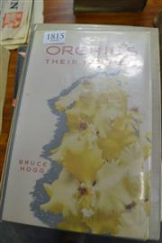 Sale 8013 - Lot 1815 - 6 Volumes on Orchids incl. Hogg. B. Orchids Their Culture; White, E.A. American Orchid Culture; Cox, J.M. A Culture Table of O...