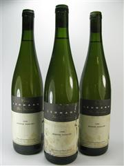 Sale 8238B - Lot 96 - 3x 1998 Peter Lehmann Reserve Riesling, Barossa Valley