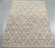 Sale 8438K - Lot 85 - Jaipur Veggie Dye Kilim Runner | 300x80cm, Pure Wool, Handwoven in Rajasthan, India with a pure NZ wool composition. Fully reversibl...