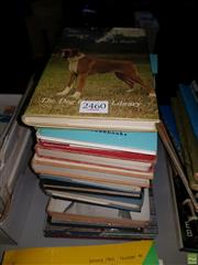 Sale 8563T - Lot 2460 - Collection of Boxer Books incl. Stockmann, F. My Life with Boxers; Hutchings, T. The Complete Boxer; Royle, J. Boxers Today; etc