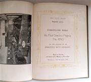 Sale 8639 - Lot 1 - Congratulatory Address to His Most Gracious Majesty The King on the Signing of the Armistice with Germany, The Report of Speeches an...