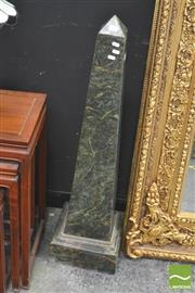 Sale 8418 - Lot 1008 - Marble Obelisk