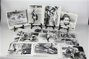 Sale 8486 - Lot 8 - Alan Smith (Shooter) Barry Roycroft (Equestrian) Jody Clatworthy (Swimmer) and other photographs.