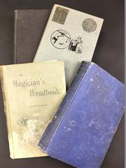 Sale 8539M - Lot 176 - 4 Vols. - The History of Magic by Eliphas Levi, 1951; Magic by Barrows Mussey, First Edition, 1942; The Magicians Handbook by...