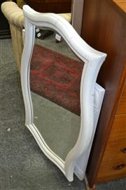 Sale 8115 - Lot 1459 - 2 Framed Mirrors
