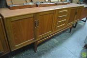 Sale 8326 - Lot 1096 - G-Plan Fresco Teak Sideboard
