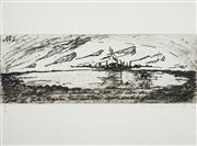 Sale 8467 - Lot 589 - The Land: A Folio of Original Prints by 12 Australian Artists, 1992