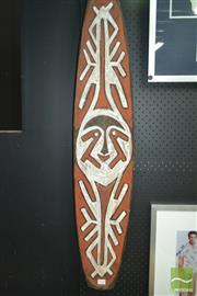 Sale 8226A - Lot 601 - Gope Board (PNG)