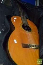 Sale 8530 - Lot 2169 - Guitar in Case