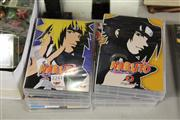 Sale 8169 - Lot 2241 - Boxed Naruto DVDs  Episodes 1-220
