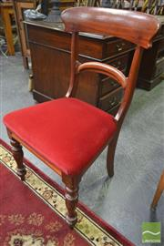 Sale 8277 - Lot 1052 - Cedar Dining Chair