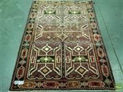 Sale 8539 - Lot 1034 - Cadry's Iranian Afshar Rug (222 x 156cm)