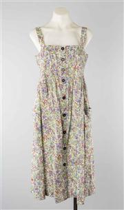 Sale 8740F - Lot 194 - A Liberty cacharel floral printed cotton babydoll dress,  size 10