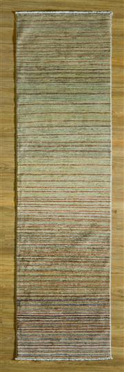 Sale 8700C - Lot 59 - Afghan Stripe 290cm x 72cm