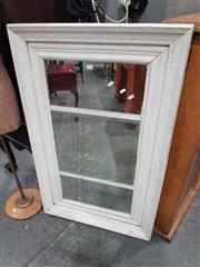 Sale 8744 - Lot 1048 - Timber Framed Mirror