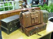 Sale 7937A - Lot 1148 - Collection of Vintage Suitcases