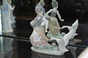 Sale 7989 - Lot 11 - Lladro Figure of a Child Frolicking