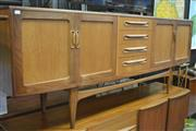 Sale 8326 - Lot 1036 - G-Plan Teak Fresco Sideboard