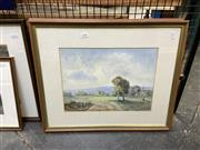 Sale 8888 - Lot 2048 - F N Satory (2 works), watercolours, each signed