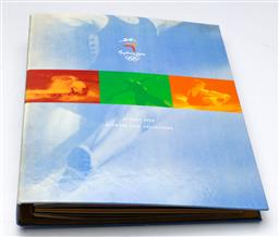 Sale 9168 - Lot 429 - A Sydney 2000 Olympic Coin Collection album