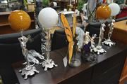 Sale 8175 - Lot 1077 - Collection of Table Lamps